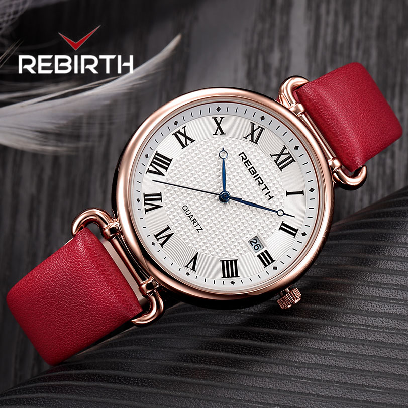 Leather Watch Women's Wristwatches Brand Ladies Dress Luxury Wrist Watches For Top Women Fashion Female Clock montre femme 2018 цена