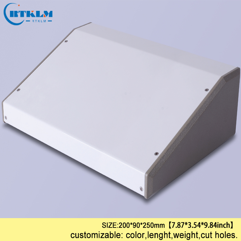Wire connection box Iron enclosure Power supply project box iron distribution box 200*90*250mm electronic housing custom box|Wire Junction Boxes| |  - title=