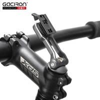 Gaciron Universal Bicycle Phone Stand Bike Cycling Handlebar Stem Mount Holder For iPhone 6 6s 7 plus Mobile Phone Case Bracket
