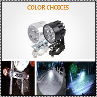 2pcs LED Motorcycle Head Headlamp lamp Bright Lights Bulb for KTM Bajaj PulsaR 200 NS 1190 AdventuRe R 1050 RC8 Duke