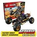 LEPIN 06032 Genuine Estrada Rocker Modelo Kits de Construção Educacional Blocos Brinquedos Compatível 70589