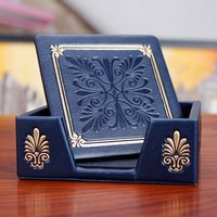 European coasters tea cup mats home insulation placemats