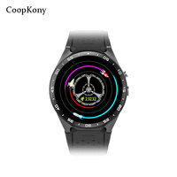 Coopkony 3g WI FI gps Android 5,1 Smartwatch Bluetooth Smart часы телефон MTK6580 Процессор Камера Смарт часы для iphone huawei телефон