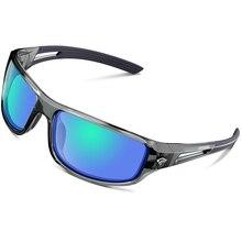 9a48712af Polarizados óculos de Sol Esportivos Homens Mulheres Ciclismo Correndo  Condução Pesca Óculos de Golfe Beisebol TR90