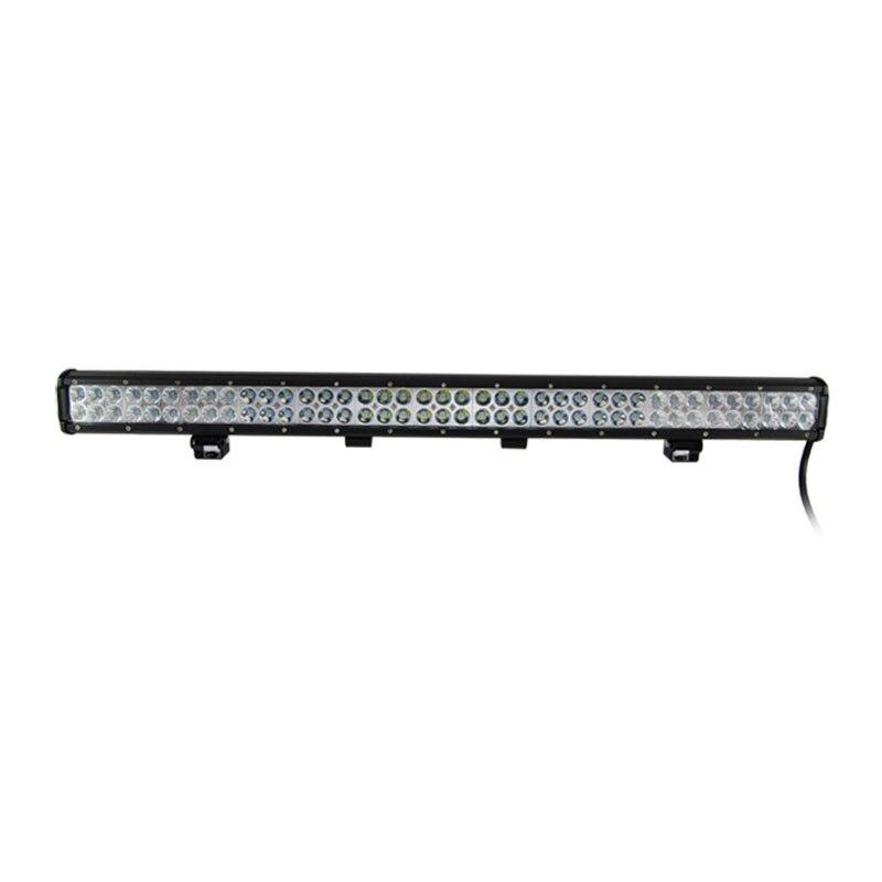 Livraison gratuite 18 W 36 W 126 W 234 W LED antibrouillard 4x4 hors route voiture tracteur camion 4x4 SUV toit lumière LED barre indicateurs pare-chocs lampe
