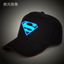 b75a735e421 2017 Gorras Superman Cap Casquette Black Superman Baseball Cap Men Brand  Women Bone Superhero Snapback For Adult Trucker Hat Boy