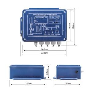 Image 3 - IPX5 Wasserdichte Wand Montiert Stil bluetooth Nass Dampfbad Sauna Spa Bad Generator 2,8 KW 110V/240V mit Dusche Controller