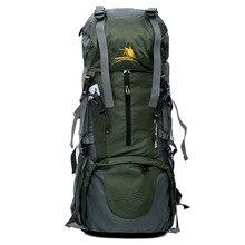 Beste große 70l free knight professionelle cr system klettern rucksack reise lager ausrüstung wanderung getriebe trekking rucksack für männer frauen