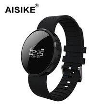 UW1 Bluetooth Smart Uhr Sport Armband Pulsmesser Anruf SMS Erinnern IP67 Wasserdicht Pedometer für Android iOS Smartwatch
