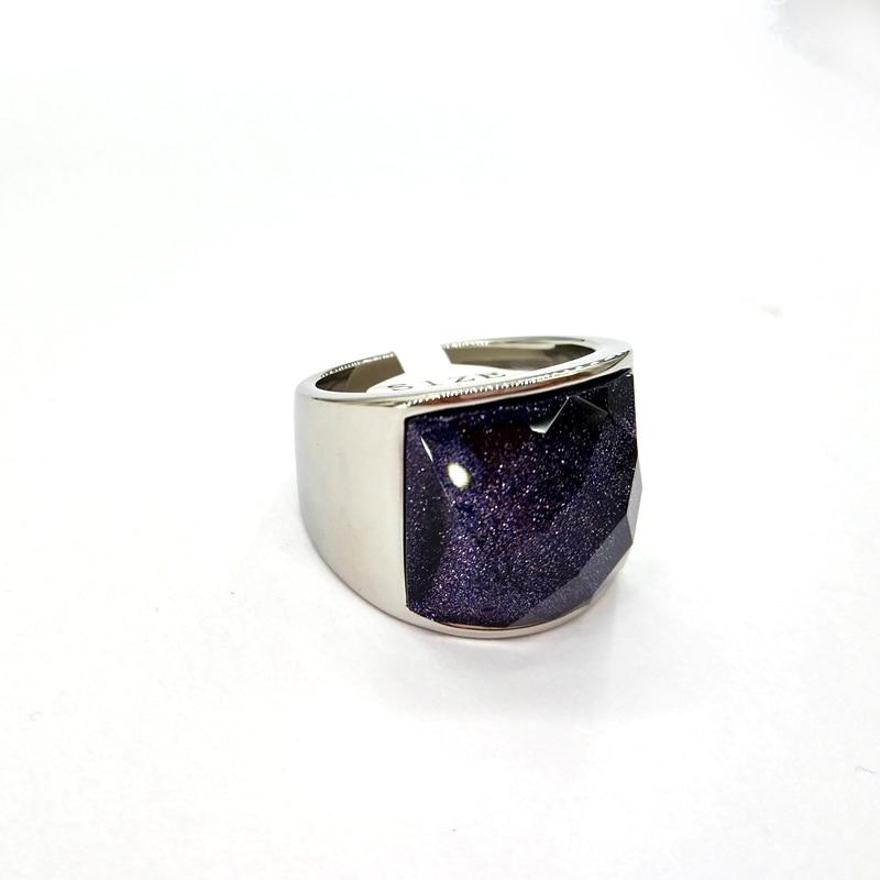 TYME muški prsten sa zvjezdanim - Modni nakit - Foto 3