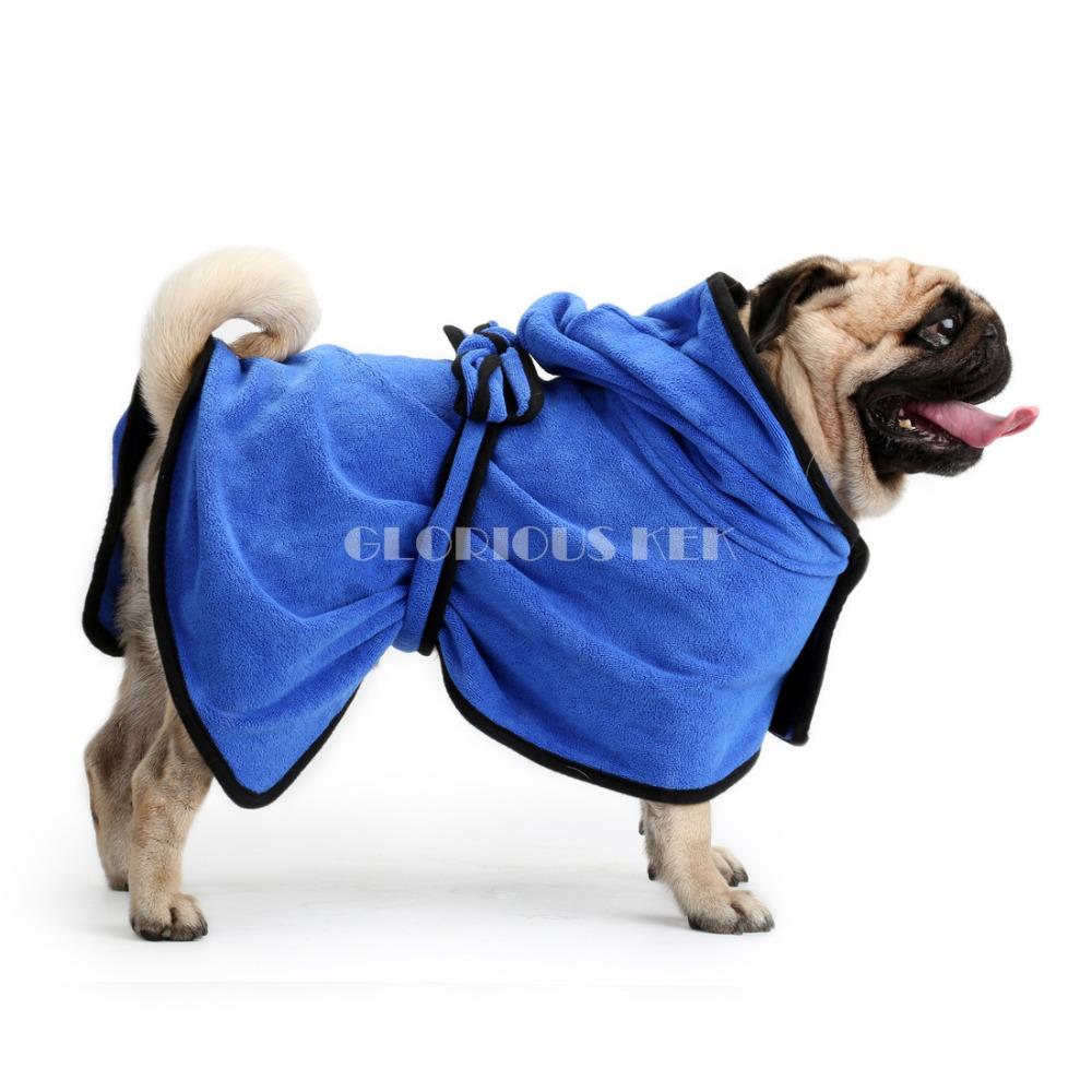 Dog Bathrobe (10)