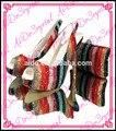 Aidocrystal сексуальная радуга красочные кристалл Свадебные slingback Обувь с соответствующими мешок