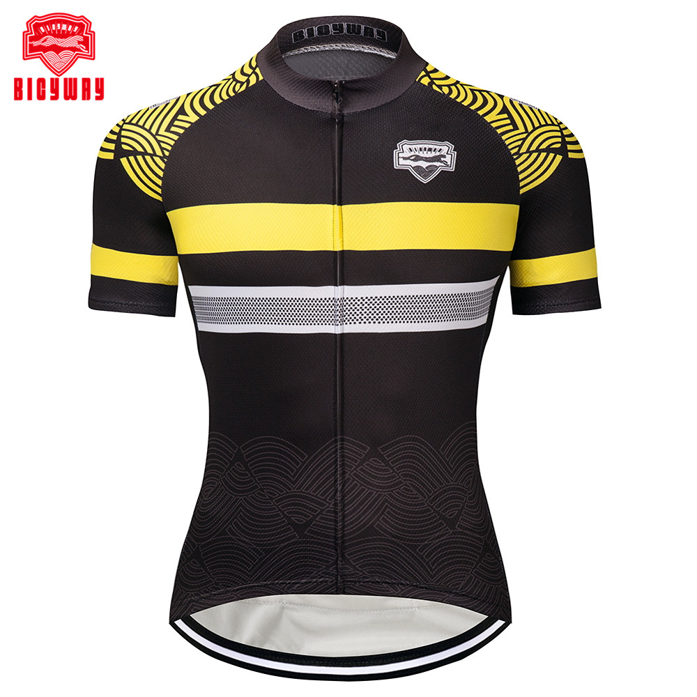 1f9c4834b Bicyway 2018 Cycling Jersey Mtb Bicycle Clothing Skinsuit Clothes Bike  Short Maillot Roupa Ropa De Ciclismo Hombre Verano-in Cycling Jerseys from  Sports ...