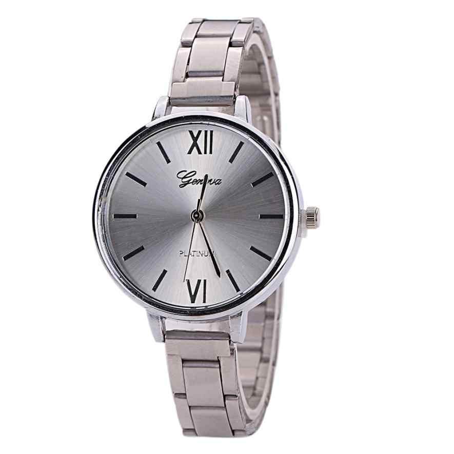 절묘한 작은 간단한 여성 복장 시계 레트로 스테인레스 여성 시계 브랜드 여성 패션 미니 디자인 손목 시계 시계