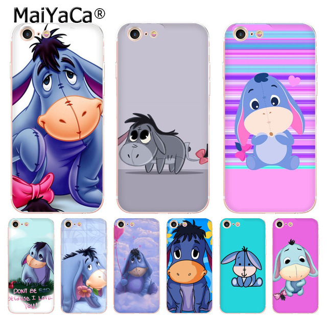 coque iphone 8 eeyore