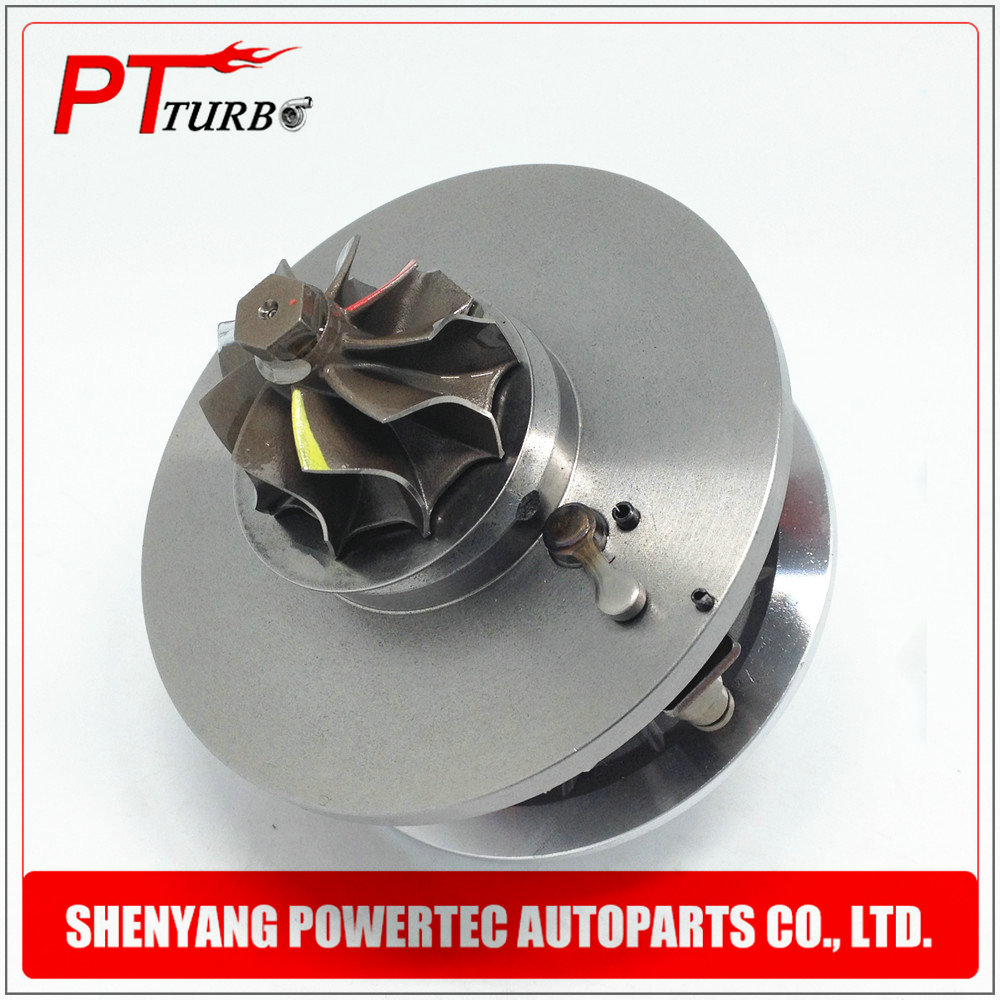 Balanced Turbocharger  GT1749V 717858 038145702 Garrett turbo cartridge core for Audi A6 1.9 TDI (C5) AVF / AWX 96kw turbo chra powertec turbo kit turbocharger turbine cartridge core chra gt1749v for audi a6 1 9 tdi 96kw 717858 038145702j