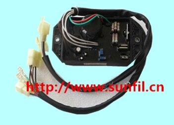 Accessoires de générateur d'essence et diesel de haute qualité AVR KI-DAVR-50S3 pour générateurs, triphasé, livraison gratuite