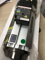 9KW Air cooled ATC Spindle Motor BT30/ISO30 220V 6.4Nm 22A Short Head Spindle replace Italy HSD+ 11KW 15HP VFD Inverter Kit