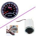 "EE support  Car Motor Universal Smoke Len 2"" 52mm Indicator Tacho Tachometer Gauge Meter XY01"
