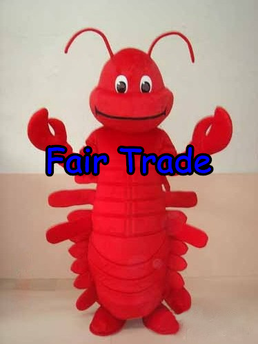 best price red lobster seafood mascot costume adult size christmas red prawn lobster fancy dress ems free ship sw147 in mascot from novelty special use on - Red Lobster Open On Christmas