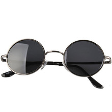 ZXTREE Classic Round Polarized Sun Glasses For Men Goggles Brand Designer HOT Male Vintage Men/Women Shades Eyewear
