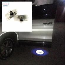 цена на Led Logo Lamp Car Door Welcome Light Projector For Toyota prius tundra corolla prado sequoia For Lexus car accessories styling