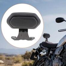 1 Pcs Motorrad Gepäck Rack Bar Hinten Passagier Rückenlehne Kissen Pad Für Yamaha Honda Suzuki Für Harley Motorrad Zubehör