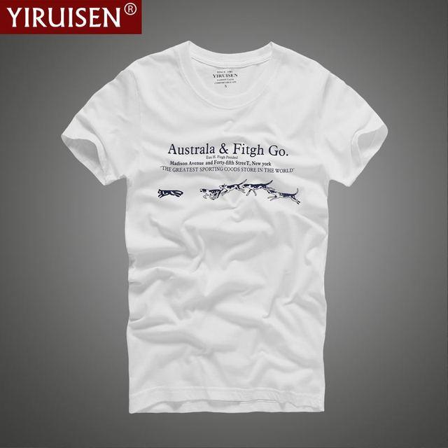 Men T-shirt 100% Cotton