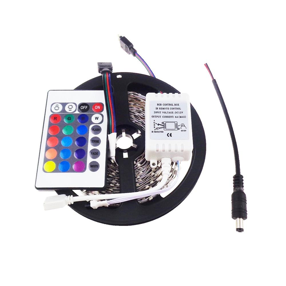 3528 ledstrips 300 leds 5 m / partij SMD-chip DC12V bar licht - LED-Verlichting