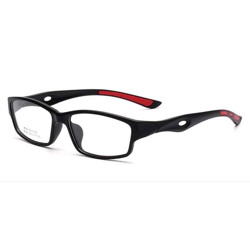 Mode Männer Frauen Acetat Brillen Rahmen Marke TR90 Vollformat - Bekleidungszubehör - Foto 4