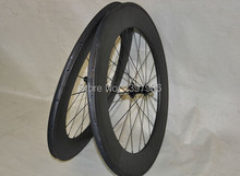 700c 88mm 25mmwidth full carbon clincher wheelset with basalt braking surface for foad bike 71/372SB HUBS 1432 spokes 20/24h