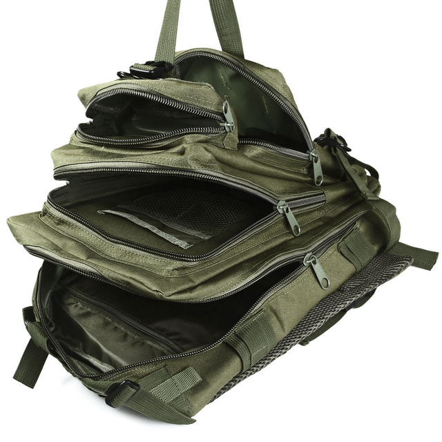 Free Knight 3P Military Army Tactical Backpack Outdoor Sports Trekking Travel Bag Camping Hiking Camouflage Bag Cycling Bike Bag 3