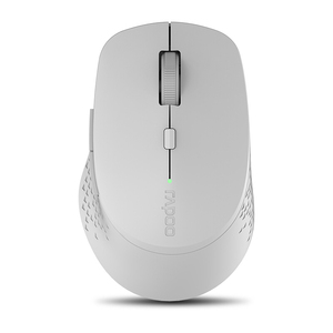 Image 3 - Rapoo M300 Original Multi mode Silent Wireless Mouse with 1600DPI Bluetooth 3.0/4.0 RF 2.4GHz for Three Devices Connection