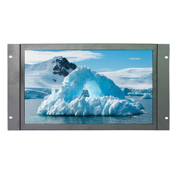 ZHIXIANDA 17.3 inch 1920*1080 open frame industrial capacitive touch screen monitor with VGA HDMI USB Speakers