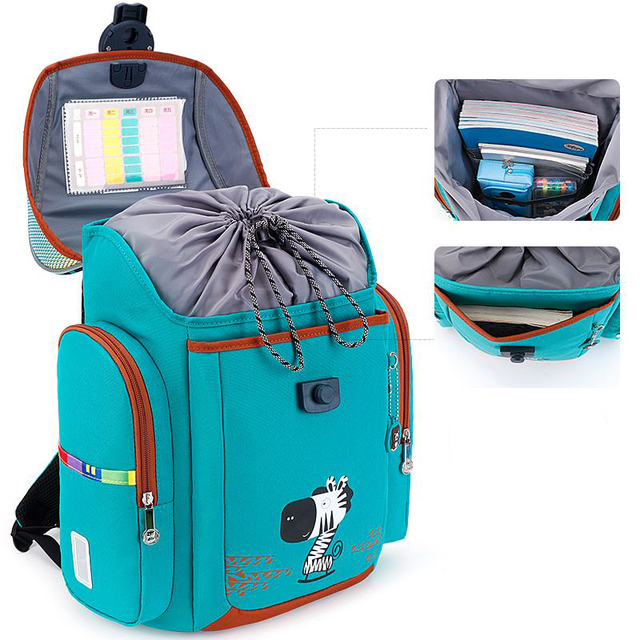 Waterproof Bookbag