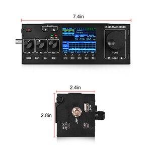 Image 4 - Nouveauté RS 978 SSB HF SDR RADIO 1.8 30MHz SSB HF émetteur récepteur avec batterie li ion 3800mah