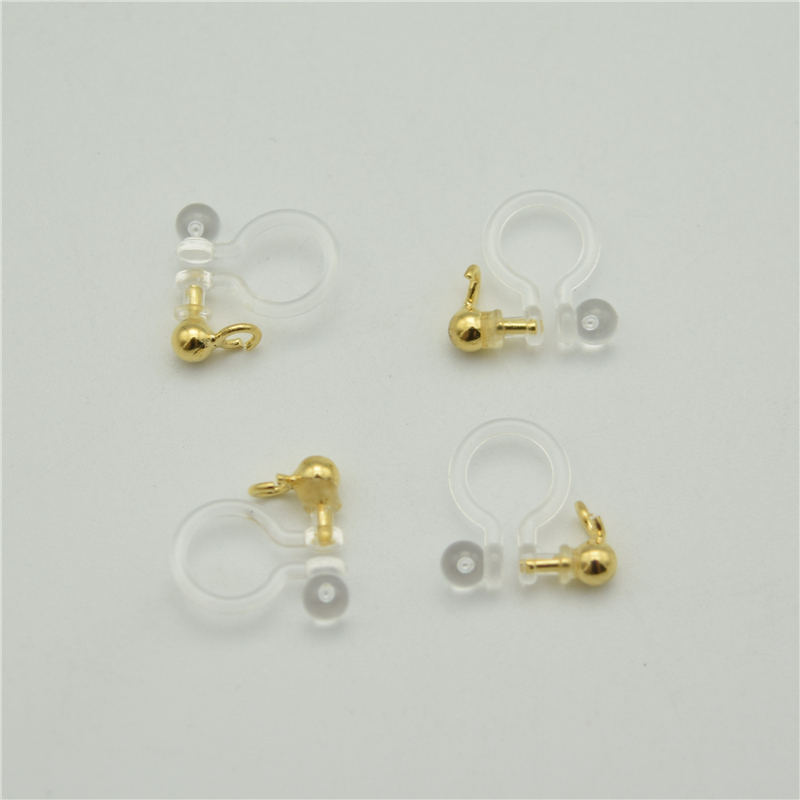 boucles d'oreille avec clip