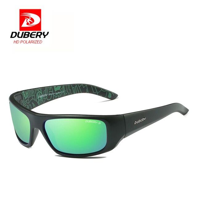 DUBERY Square Sport Sunglasses  5