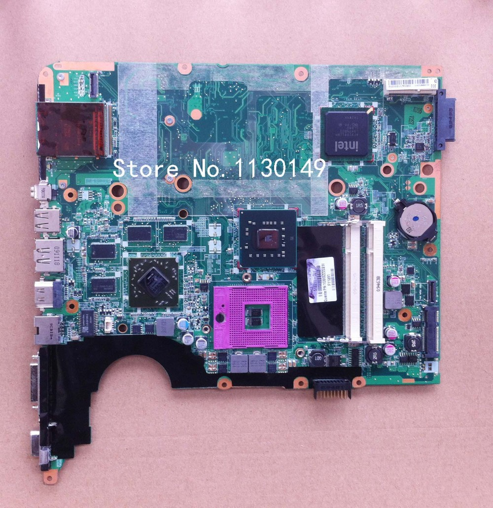 ФОТО 100% Original 516293-001 For HP Pavilion DV7 DV7-2000 series laptop motherboard PM45 DDR2 Full tested