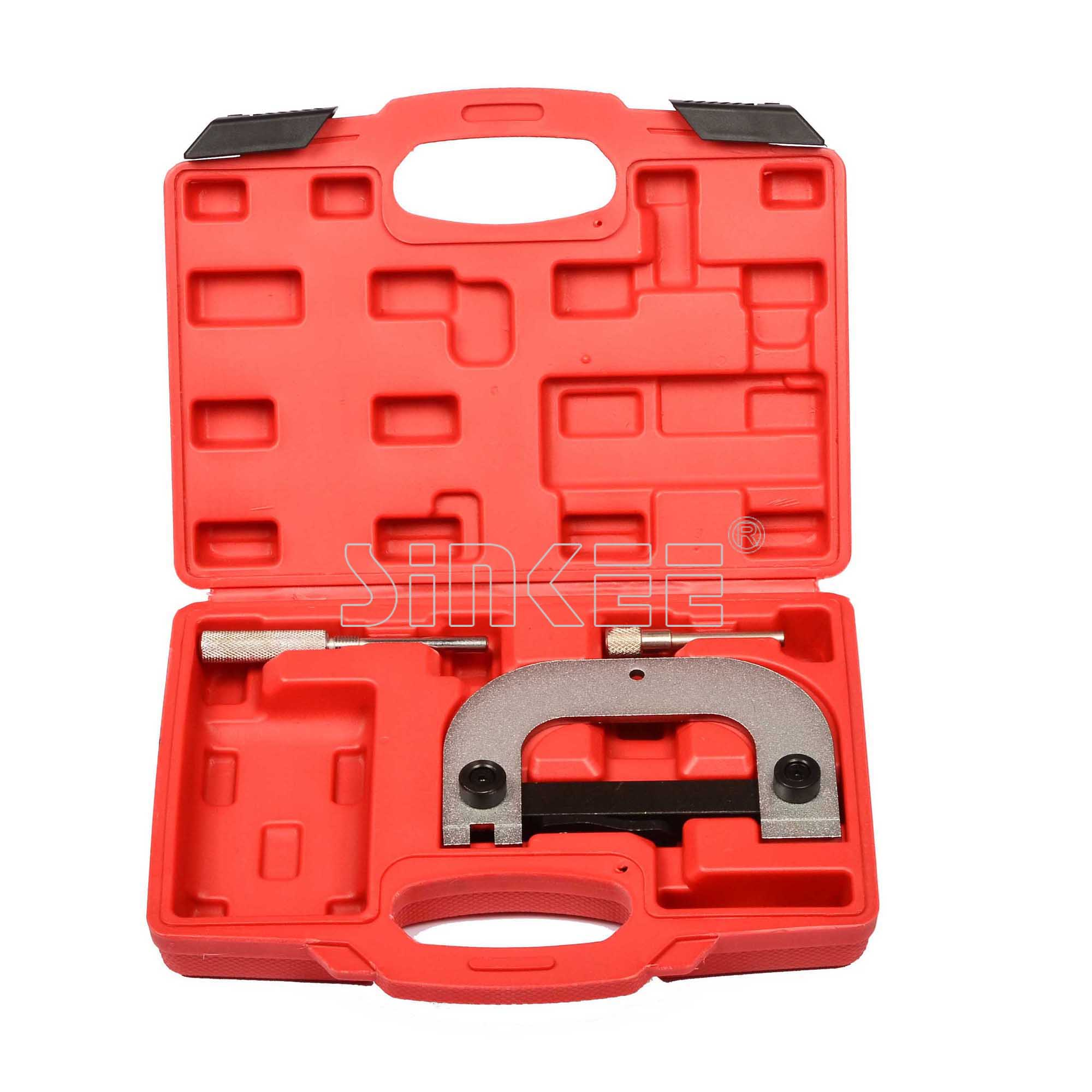 Engine Timing Tool Kit For Renault Vauxhall Petrol Engines 1.4 1.6 1.8 2.0 16v belt Driven PT1068 engine timing tool kit for renault vauxhall petrol engines 1 4 1 6 1 8 2 0 16v belt driven