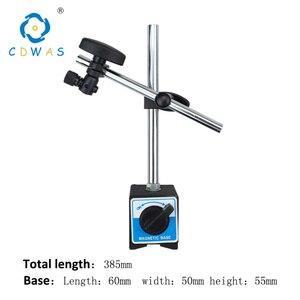 Универсальный магнитный держатель для измерительного прибора с циферблатом