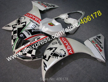 Scorpion For YZF-R1 09-10 YZF R1 YZFR1 1000 R1 2009 2010 2011 Motorcycle Fairings kit (Injection molding)