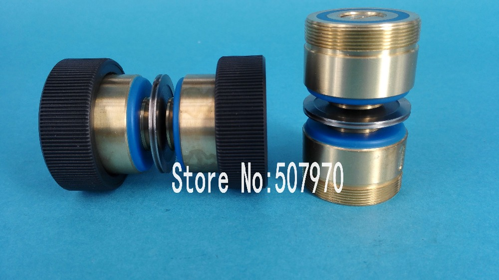 Brass Seat Pulley Assembly Double Side 318(OD36*L60mm) for EDM Wire ...