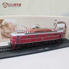 ATLAS 1/87 model train ho scale Tram Henschel Siemens E19 12 1940 Static model TOY AT048