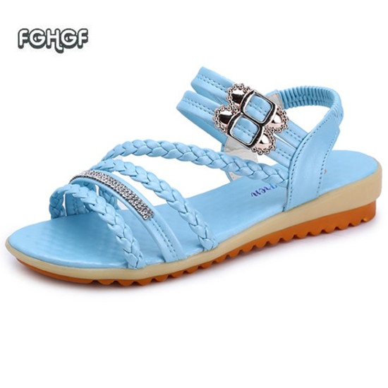 2018 Summer Shoes Women Sandals Platform Lolita Shoes Woman Peep Toe Beach Sandals Womens Ladies Sandals Buty Damskie Sandalias недорго, оригинальная цена