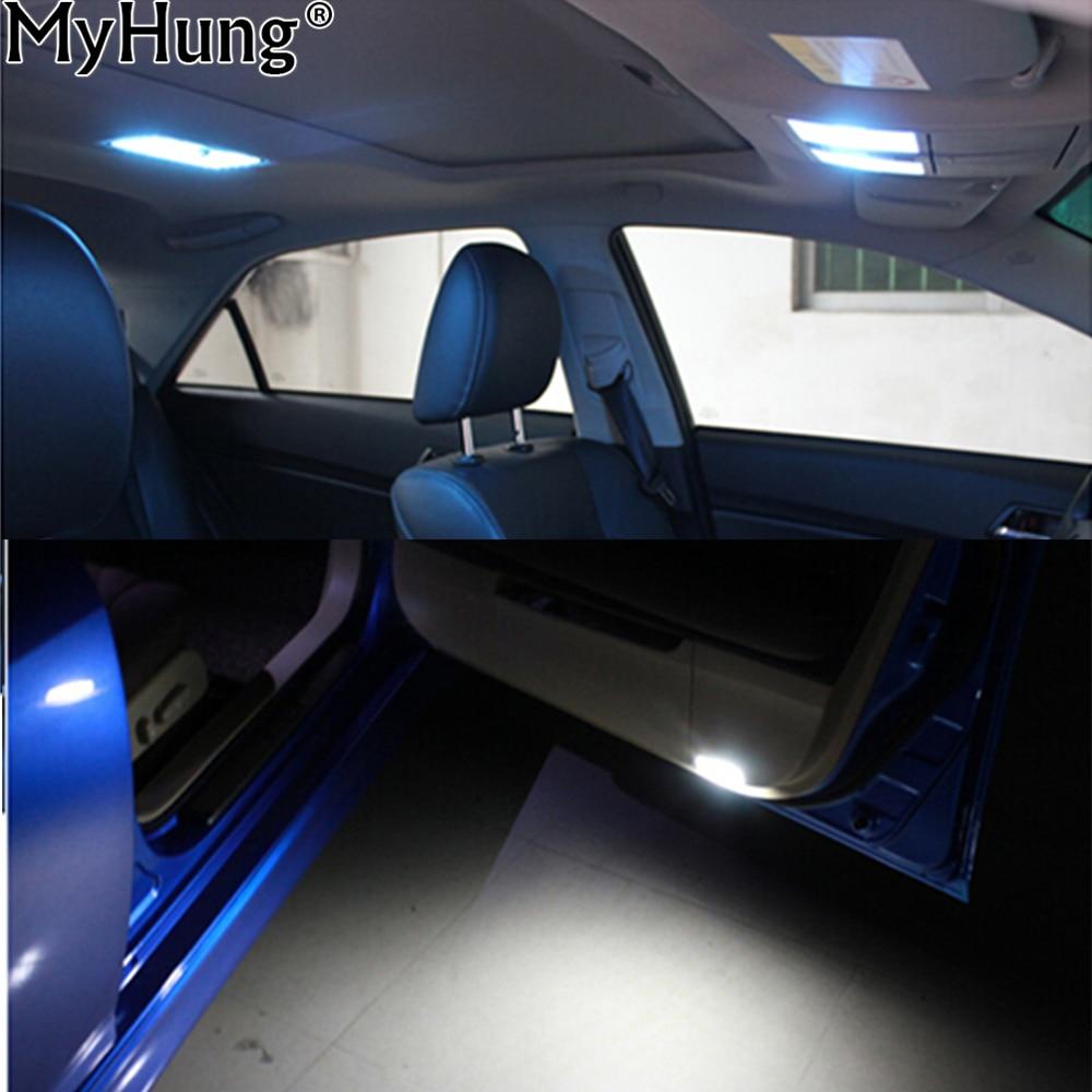 ③Voor Lexus RX 2009 2014 Auto Interieur Led voor Cars Deur Lights ...