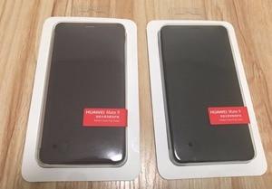 Image 5 - Voor Huawei Mate 9 Case Officiële intelligente Smart View Vindow PU Leather Case Voor Huawei Mate 9 Flip Cover Volledige beschermende Gevallen