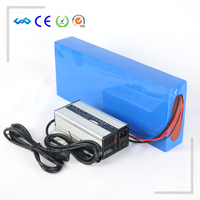 US EU No Tax 16S8P NCR18650GA Cell Lithium Ion Battery Packs 60V 28Ah Electric Scooter Battery