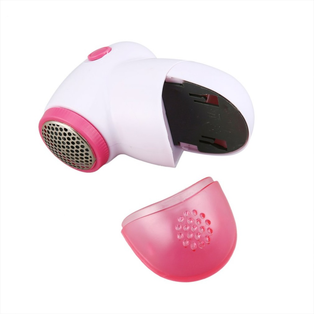 Mini Portable Sweater Clothes Lint Pill Fluff Remover Hair Ball Trimmer Fabrics Fuzz Shaver Electric Lint Remover 3