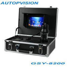 50m cable Waterproof cctv fishing finder camera underwater viewing CCD visible fishing camera